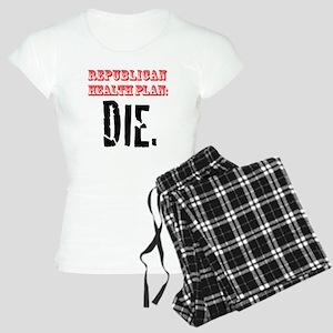 Republican Health Plan Pajamas