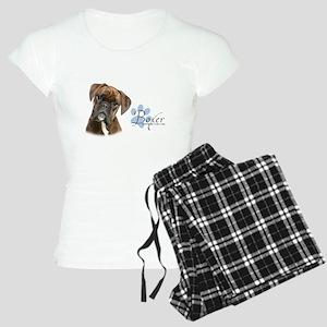 Boxer Puppy Women's Light Pajamas