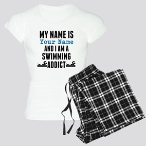 Swimming Addict Pajamas