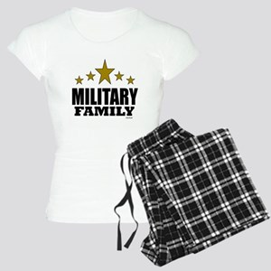 Military Family Women's Light Pajamas