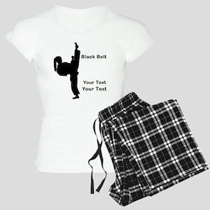 Martial Arts Women's Light Pajamas