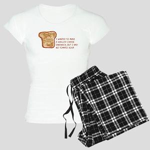 grilledcheeseL Women's Light Pajamas