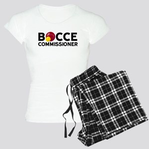Bocce Commisioner Women's Light Pajamas