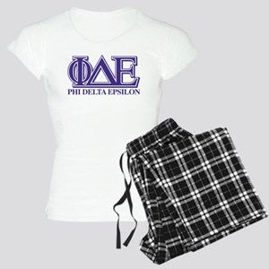 Phi Delta Epsilon Women's Light Pajamas