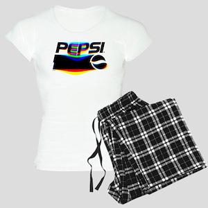 Pepsi Logo Glitch Women's Light Pajamas