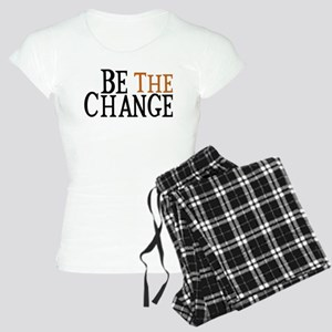 Be The Change Women's Light Pajamas