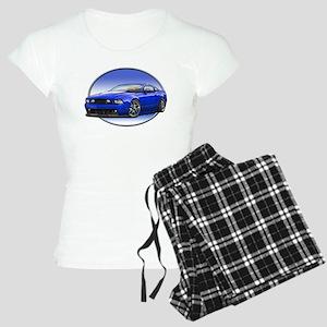 GT Stang Blue Pajamas