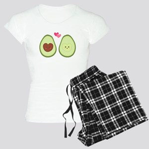 Cute Avocado in love, perfect other half Pajamas