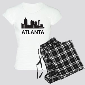 Atlanta Skyline Women's Light Pajamas