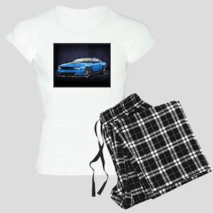 Boss 302 Grabber Blue Pajamas