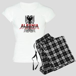 3D Albania Women's Light Pajamas