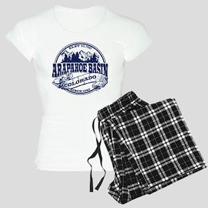 A-Basin Old Circle Blue Women's Light Pajamas