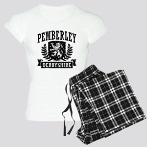 Pemberley Derbyshire Women's Light Pajamas
