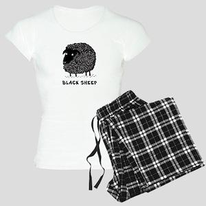 Black Sheep Women's Light Pajamas