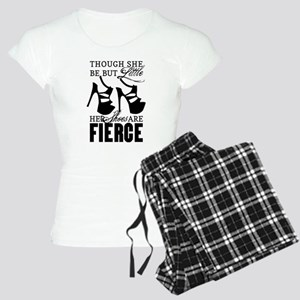 Though She Be But Little/Fierce Shoes Pajamas