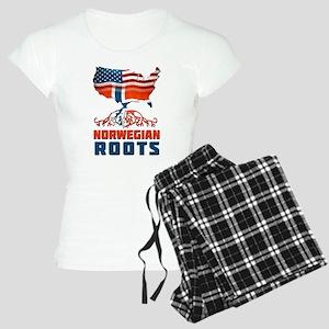 American Norwegian Roots Pajamas