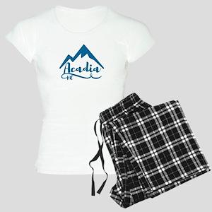 Acadia Maine Pajamas