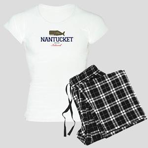 Nantucket - Massachusetts. Women's Light Pajam