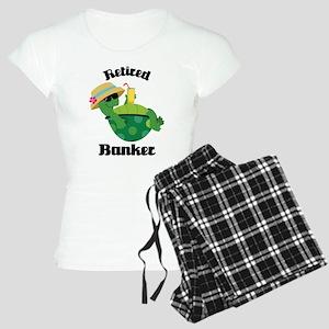 Retired Banker Gift Women's Light Pajamas