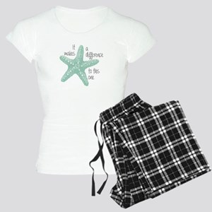 Makes a Difference Women's Light Pajamas