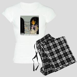 3959_kosher_cartoon Women's Light Pajamas