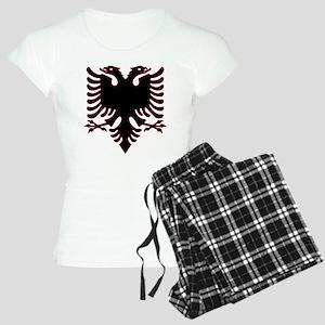 Albanian Eagle Women's Light Pajamas