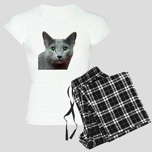 RBlue_smaller Women's Light Pajamas