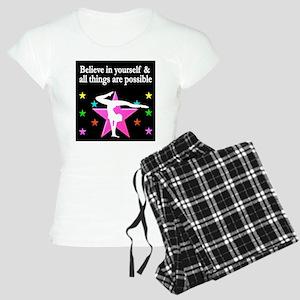 GYMNAST DREAMS Women's Light Pajamas