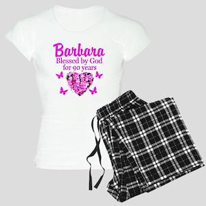 BLESSED 90TH Women's Light Pajamas