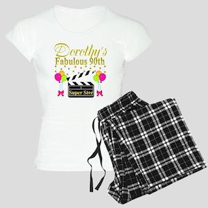 CUSTOM 90TH Women's Light Pajamas
