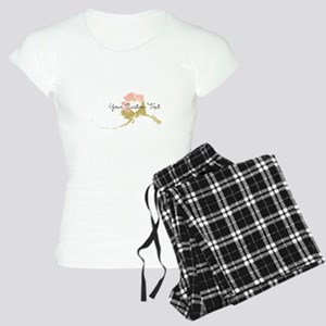 Personalized Alaska State Pajamas