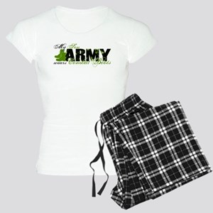 Son Combat Boots - ARMY Women's Light Pajamas