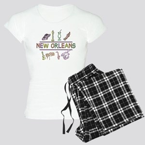New OrleansThe Big Easy Women's Light Pajamas