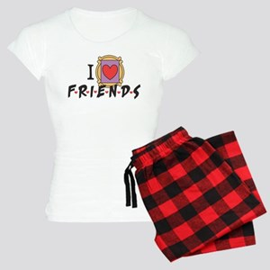 I heart Friends TV Show Women's Light Pajamas