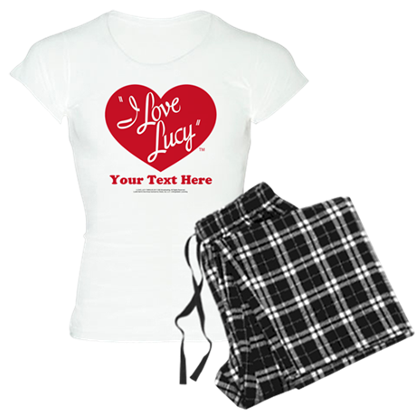 I Love Lucy Personalized