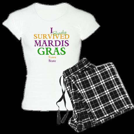 Your Mardis Gras Pajamas