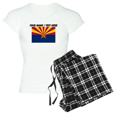 Custom Arizona State Flag Pajamas