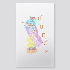 Hare Krishna Dance ! Sticker
