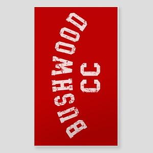 Bushwood Country Club Caddyshack Sticker
