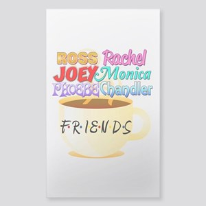 Friends Sticker (Rectangle)