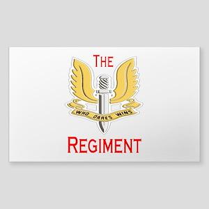 The Regiment Sticker (Rectangle)