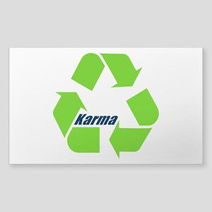 Karma Symbol Sticker