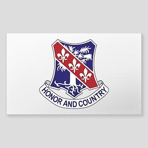 327th Infantry Regt Sticker