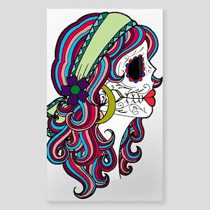 Sugar Skull 070 Sticker