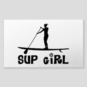 SUP_Girl-b Sticker