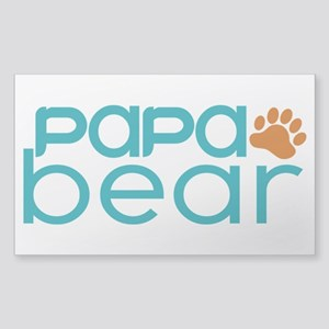 Matching Family - Papa Bear Sticker