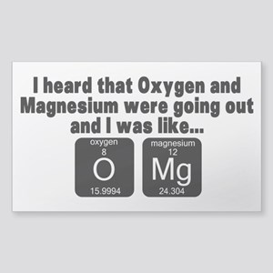 OMG1 Sticker