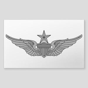 Aviator - Senior Sticker (Rectangle)