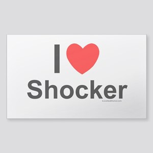 Shocker Sticker (Rectangle)