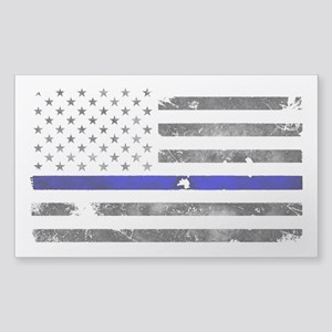 Thin Blue Line - Blue Lives Matter Sticker
